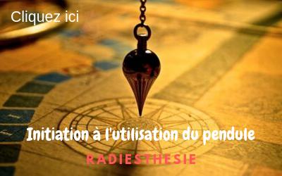 Initiation à l'Utilisation du Pendule – Cours en ligne