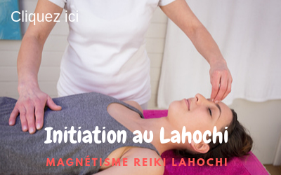 Initiation Lahochi – A distance