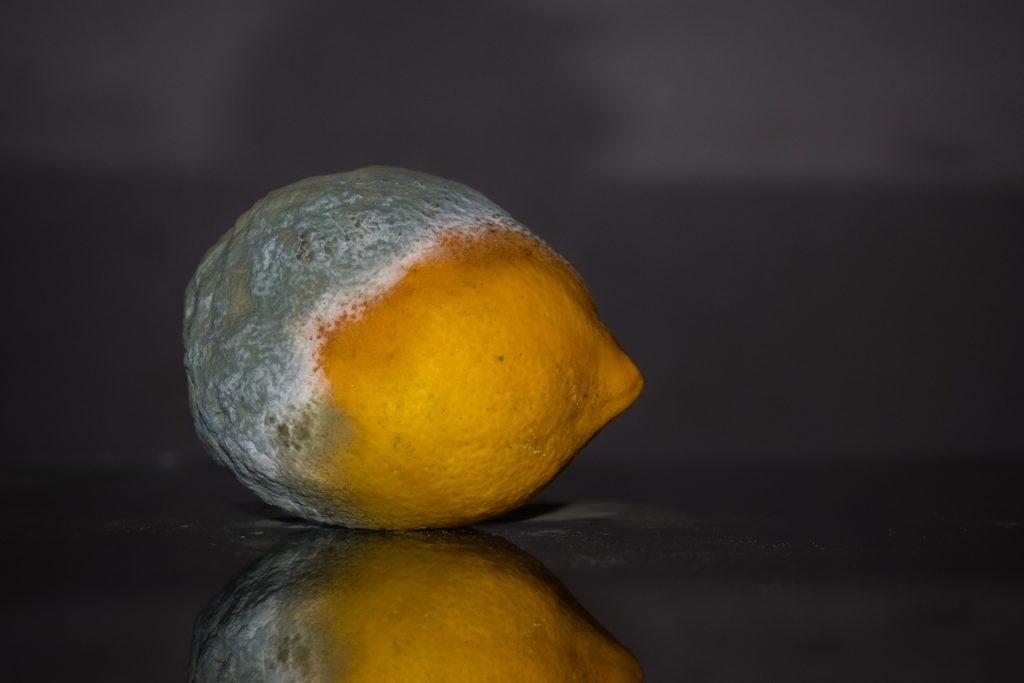 test du citron