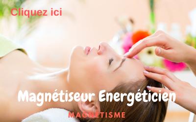 Magnétiseur Energéticien – cours en ligne