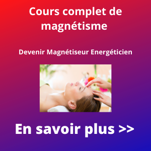 widget Formation magnétiseur