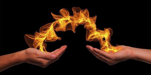 energie par les mains magnétiseur