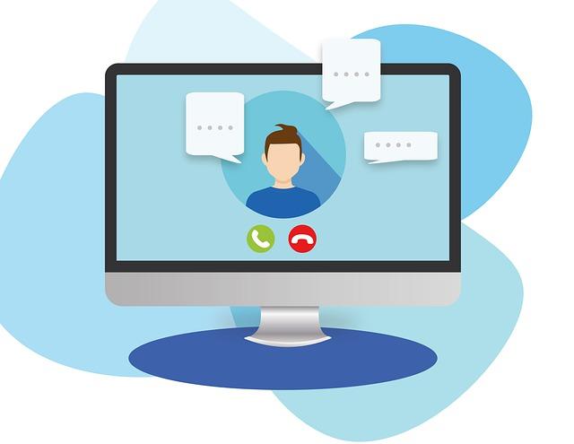 Formateur dans une formation en ligne